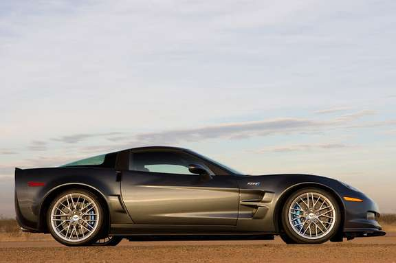 Chevrolet Corvette ZR1 #9746454