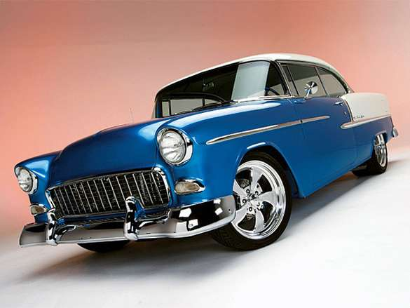 Chevrolet Bel Air #9839348
