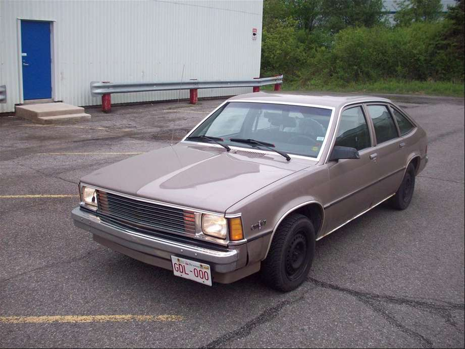 Chevrolet Citation #8374511