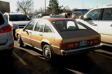 Chevrolet Citation #9772960