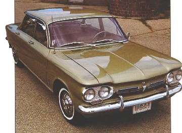 Chevrolet Corvair #8775202