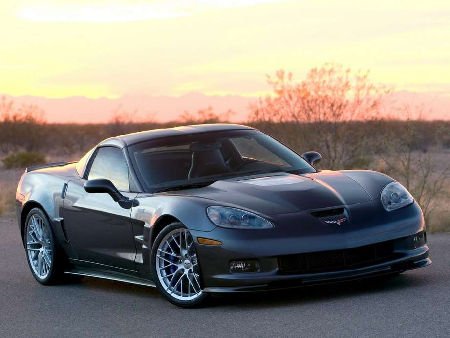 Chevrolet Corvette ZR1 #8743869
