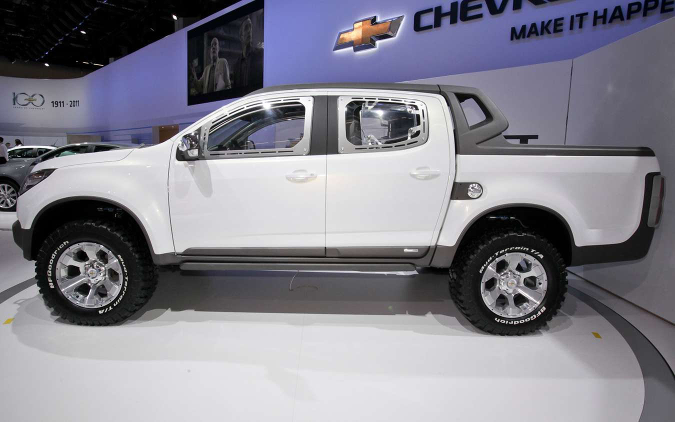 Chevrolet Colorado #7658437
