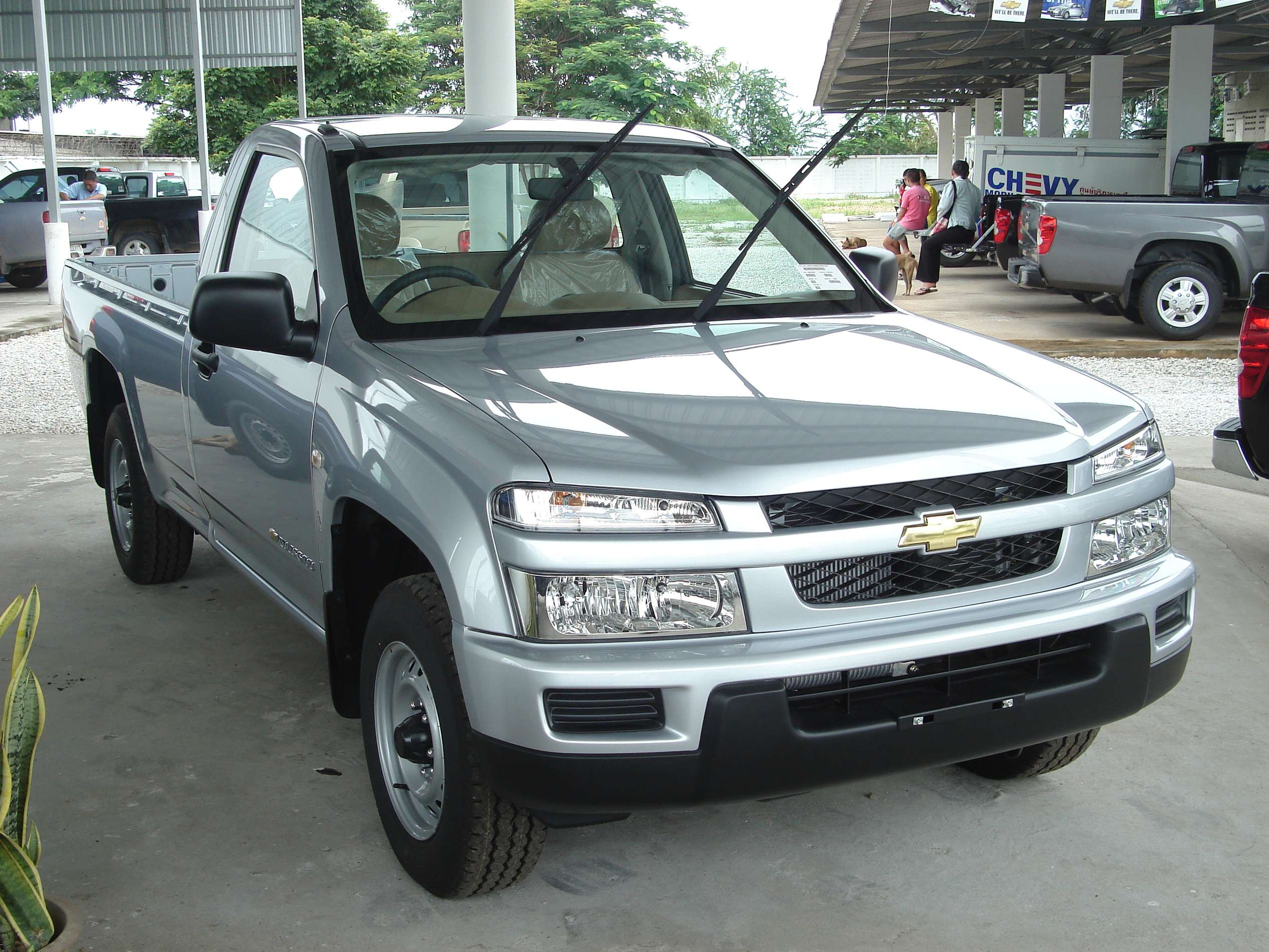 Chevrolet Colorado #9458160