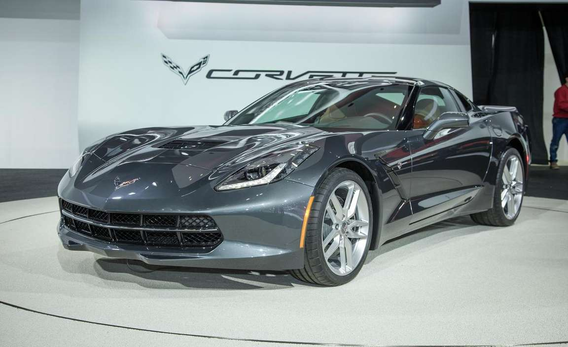 Chevrolet Corvette Stingray #9005273