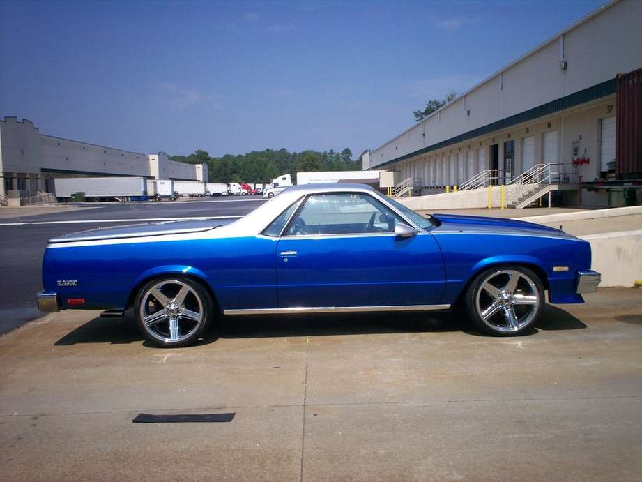 camino : You can see more picture of Chevrolet El Camino in our photo gallery ...