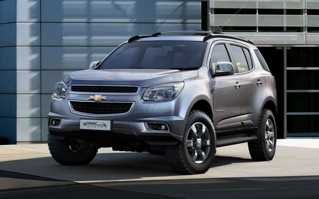 Chevrolet TrailBlazer #8158525