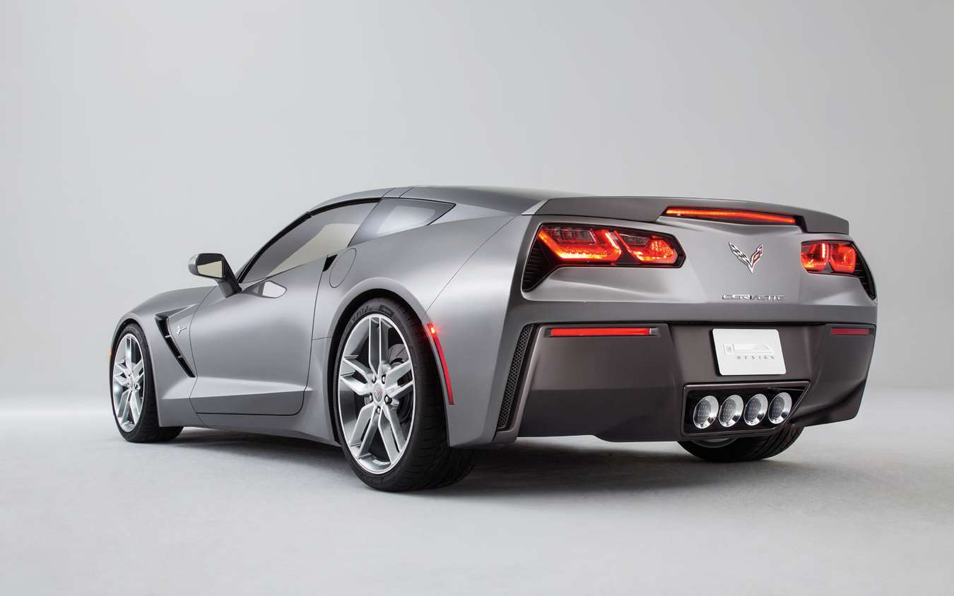 Chevrolet Corvette Stingray #7086426