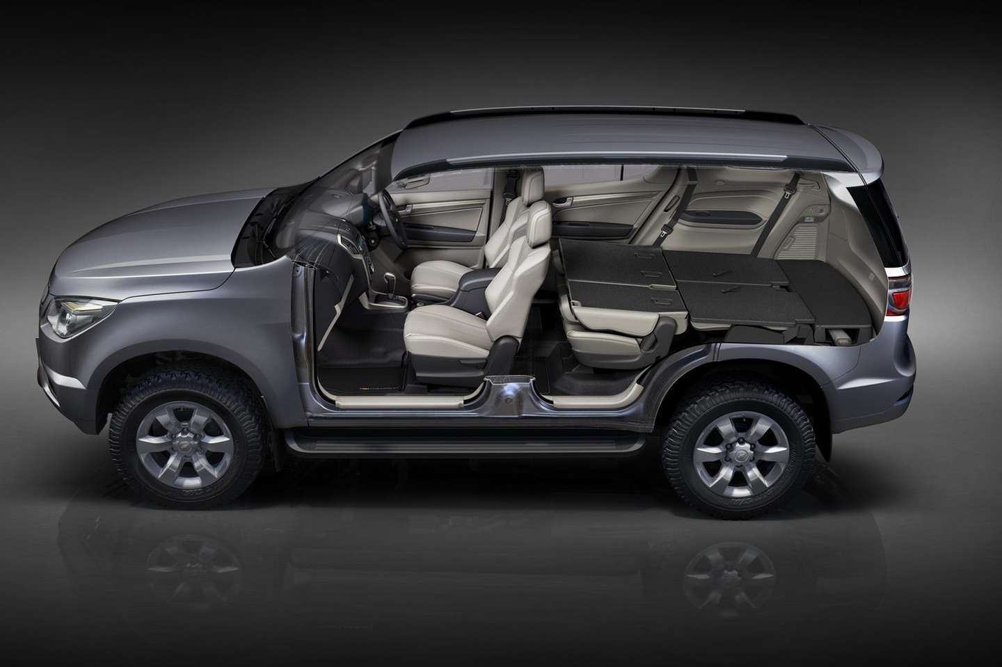 Chevrolet TrailBlazer #7809935