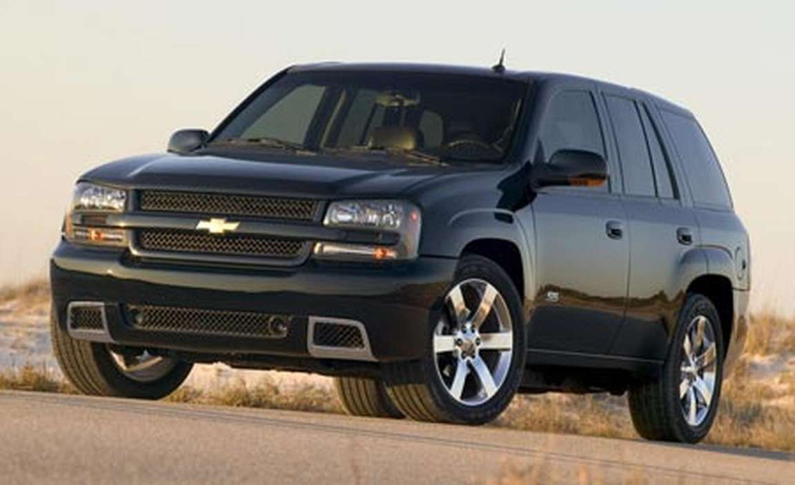 Chevrolet TrailBlazer #8280767