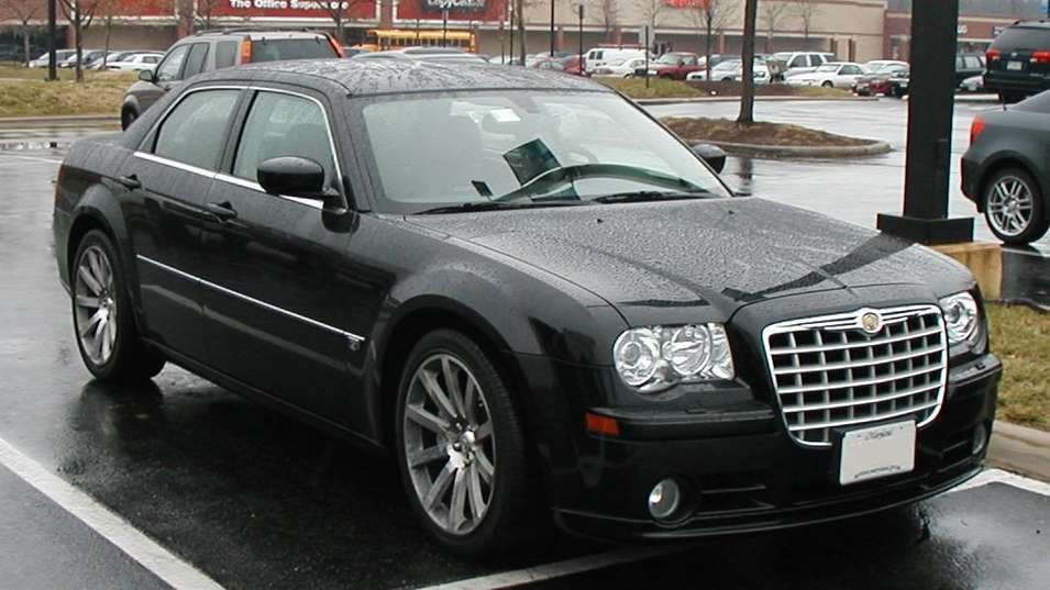 Chrysler 300C SRT8 #9454032