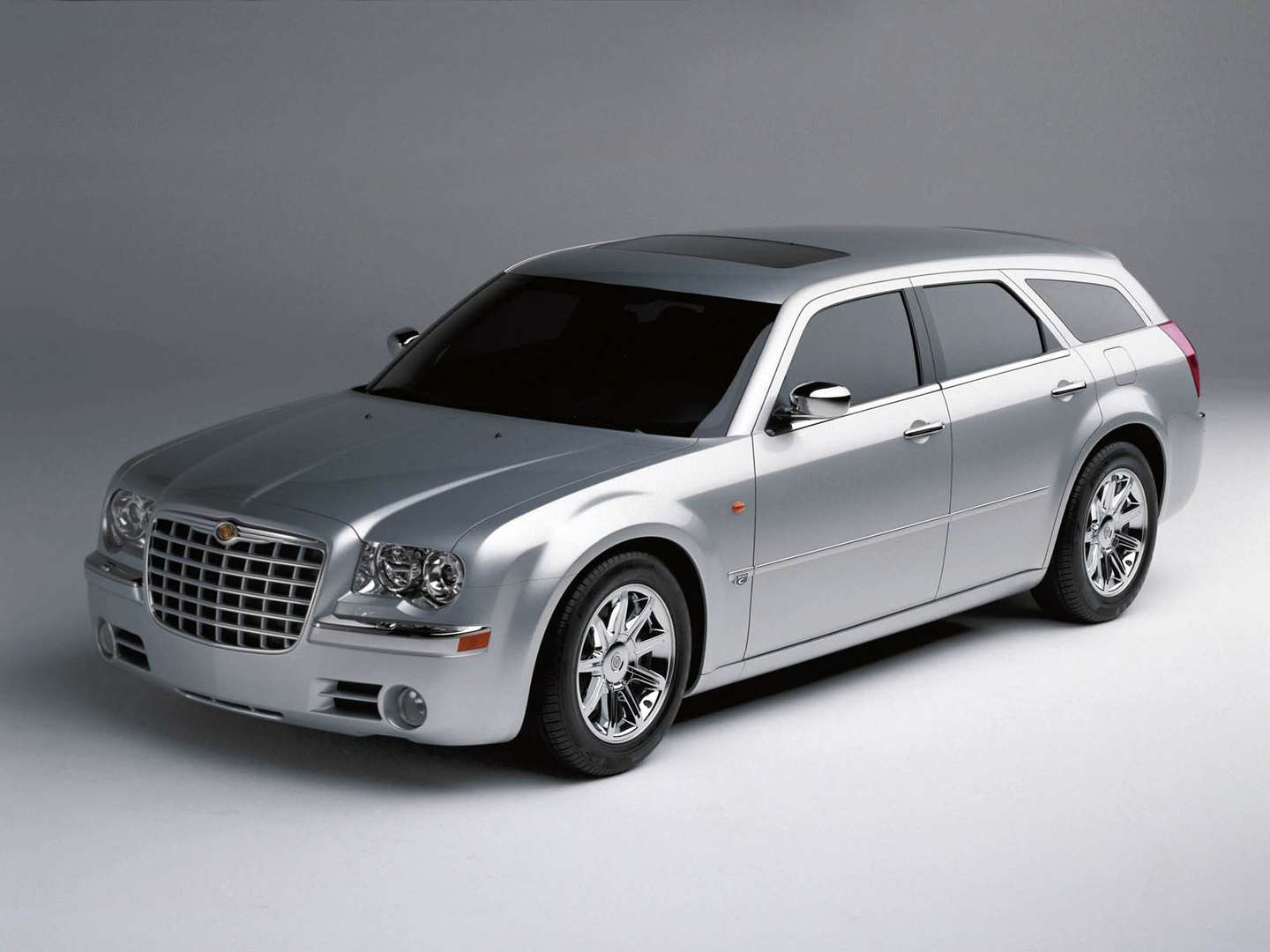 Chrysler 300C Touring #7940939