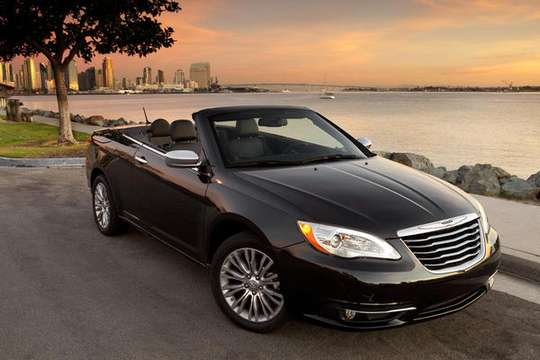 Chrysler 200 Convertible #7639283