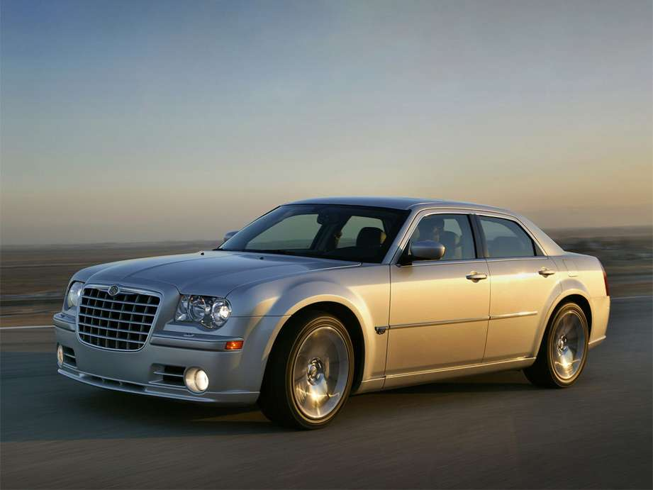 Chrysler 300C SRT8 #9044152