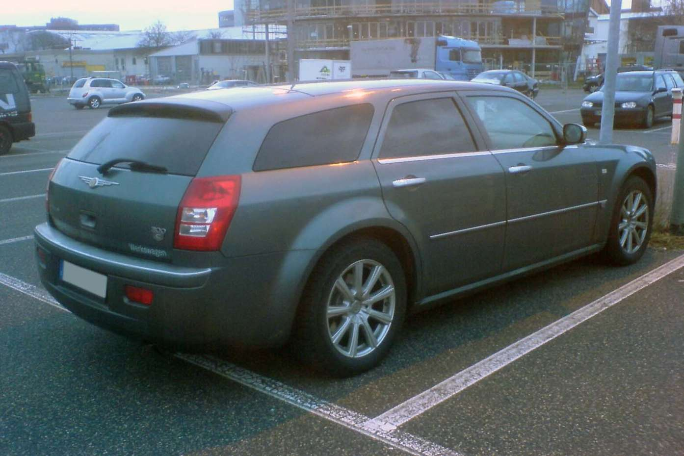 Chrysler 300C Touring #9649891