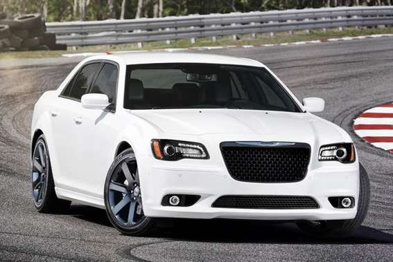 Chrysler 300C SRT8 #9585415