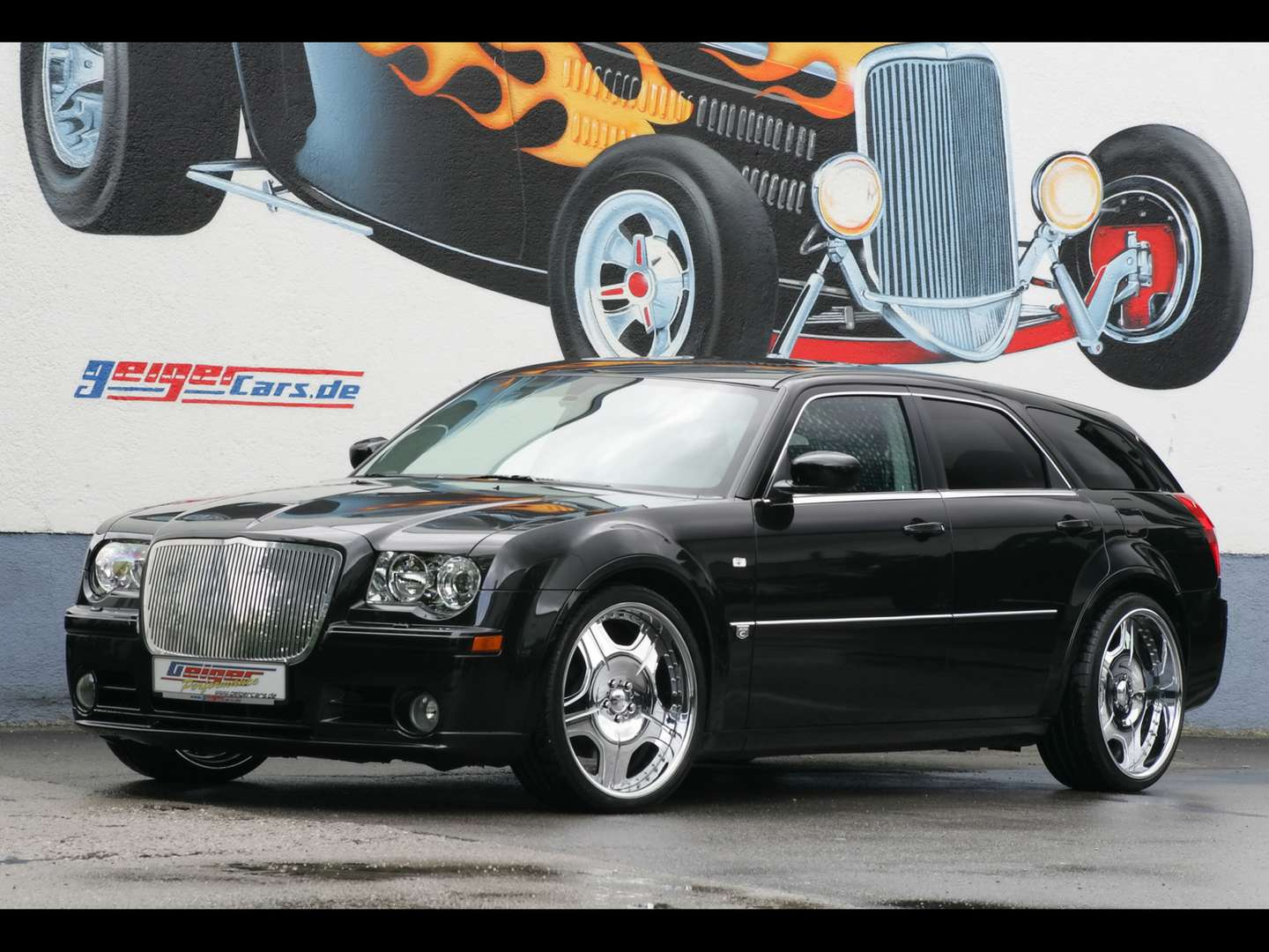 Chrysler 300C SRT8 #9516852