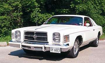 Chrysler Cordoba #9988543