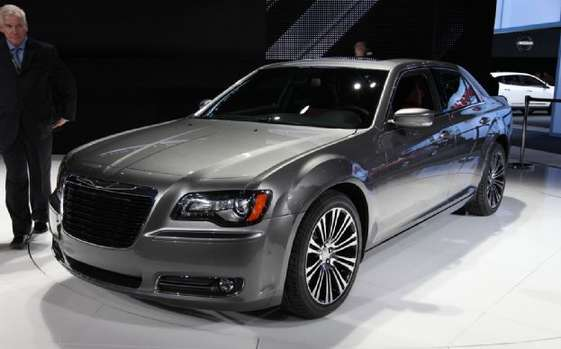 Chrysler 300S #8745553