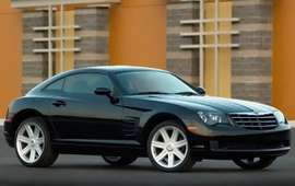 Chrysler Crossfire #7596090