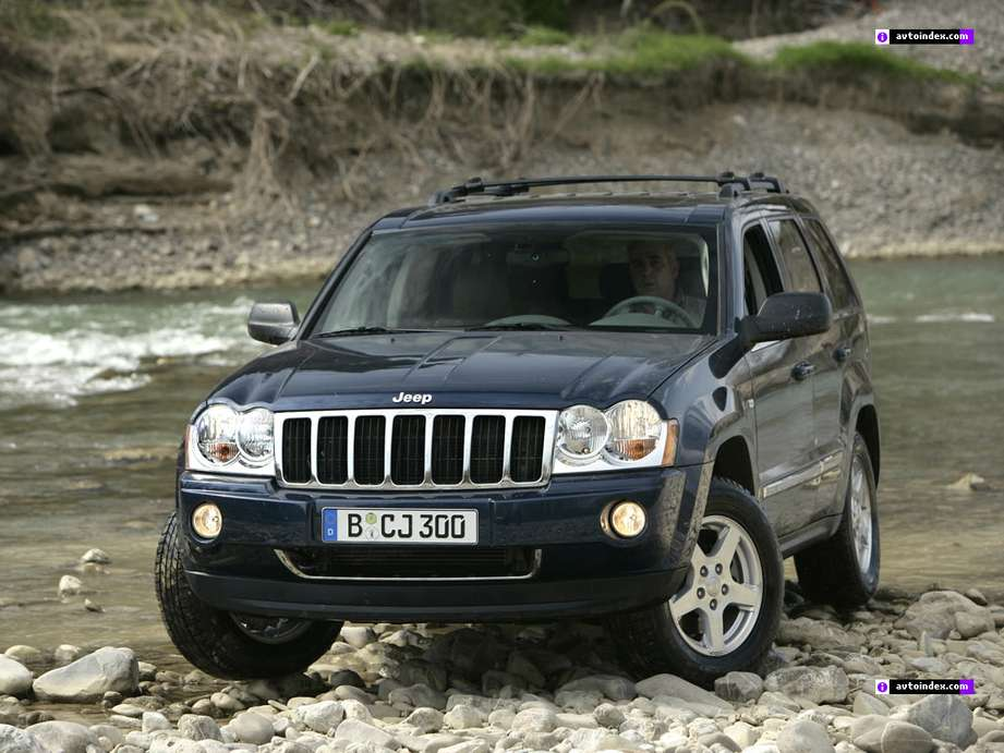 Chrysler Jeep #8137697