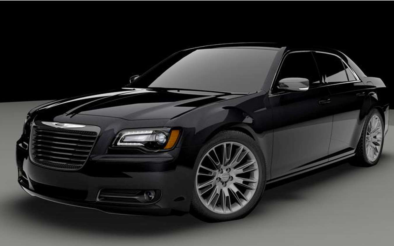 Chrysler 300S #7332580