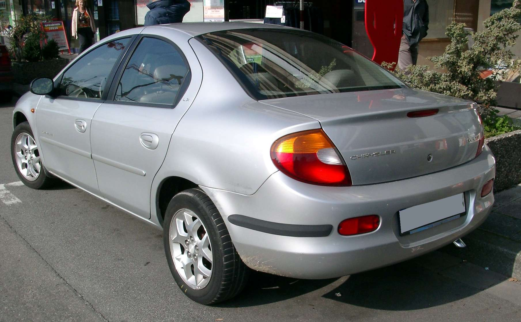 Chrysler Neon #8043126