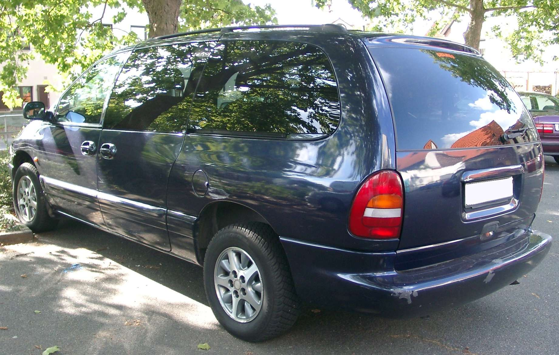 Chrysler Grand Voyager #7972371