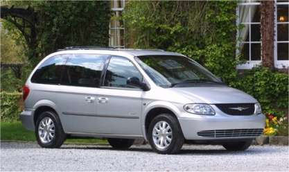 Chrysler Grand Voyager #7510940