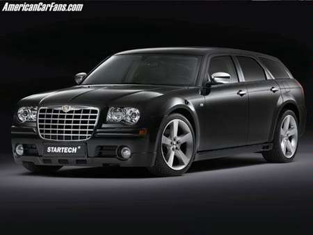 Chrysler 300C Touring #7240578
