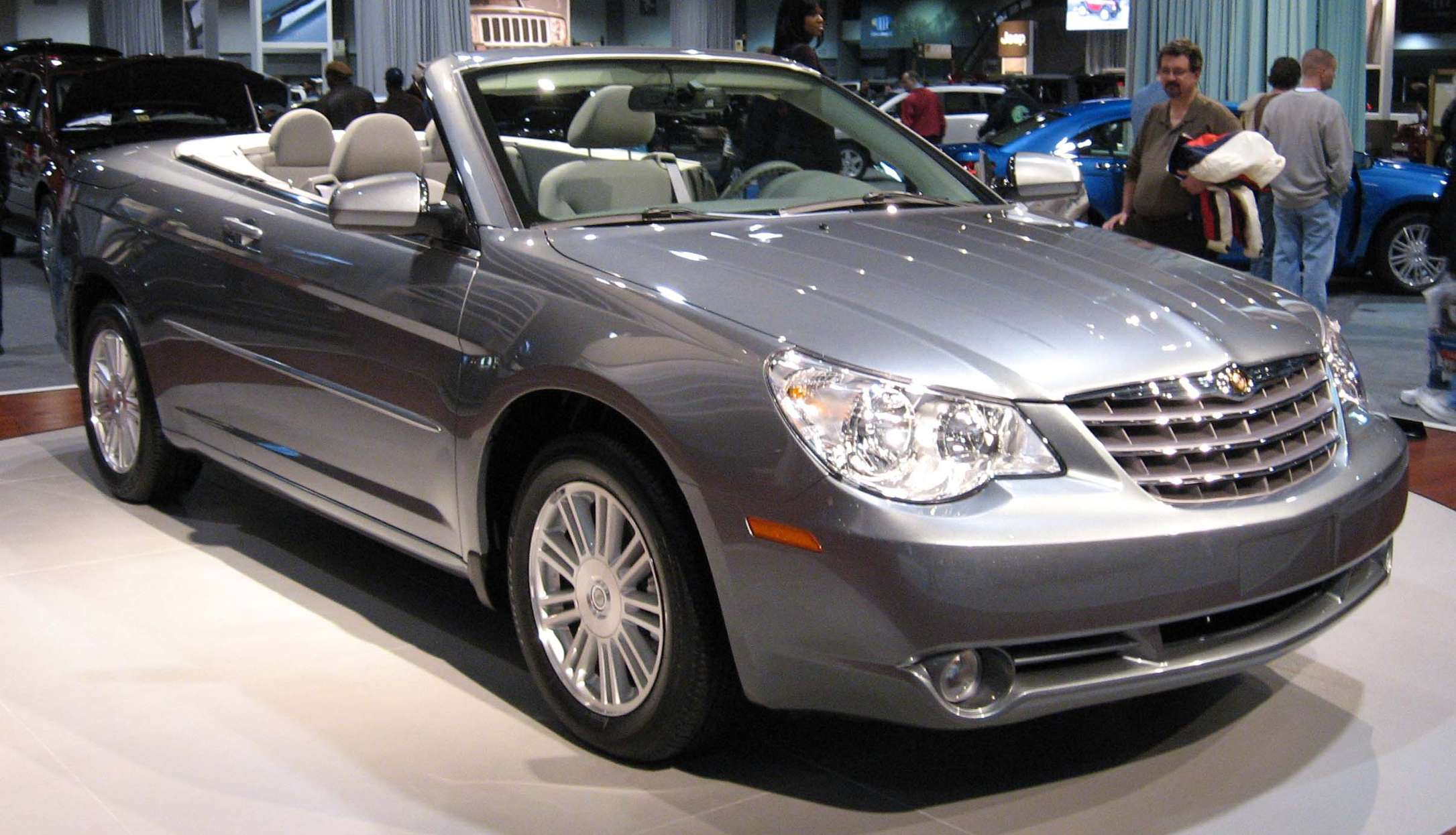 Chrysler Sebring Convertible #7750334