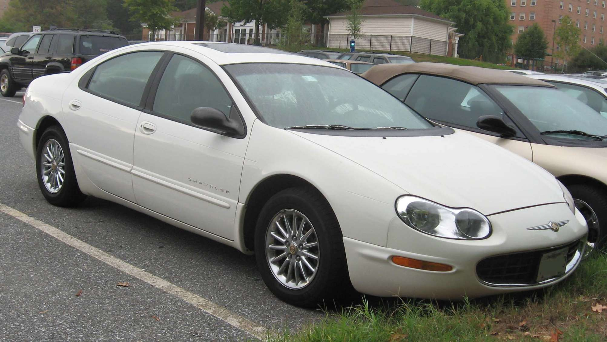 Chrysler Concorde #9509173