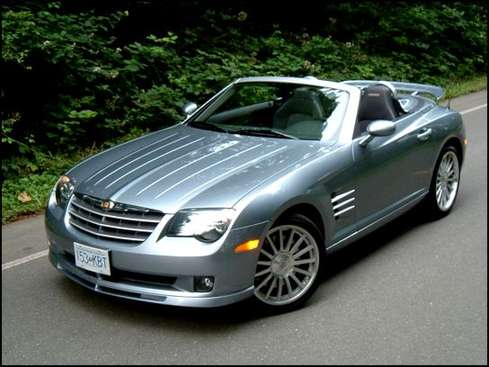 Chrysler Crossfire #9922559