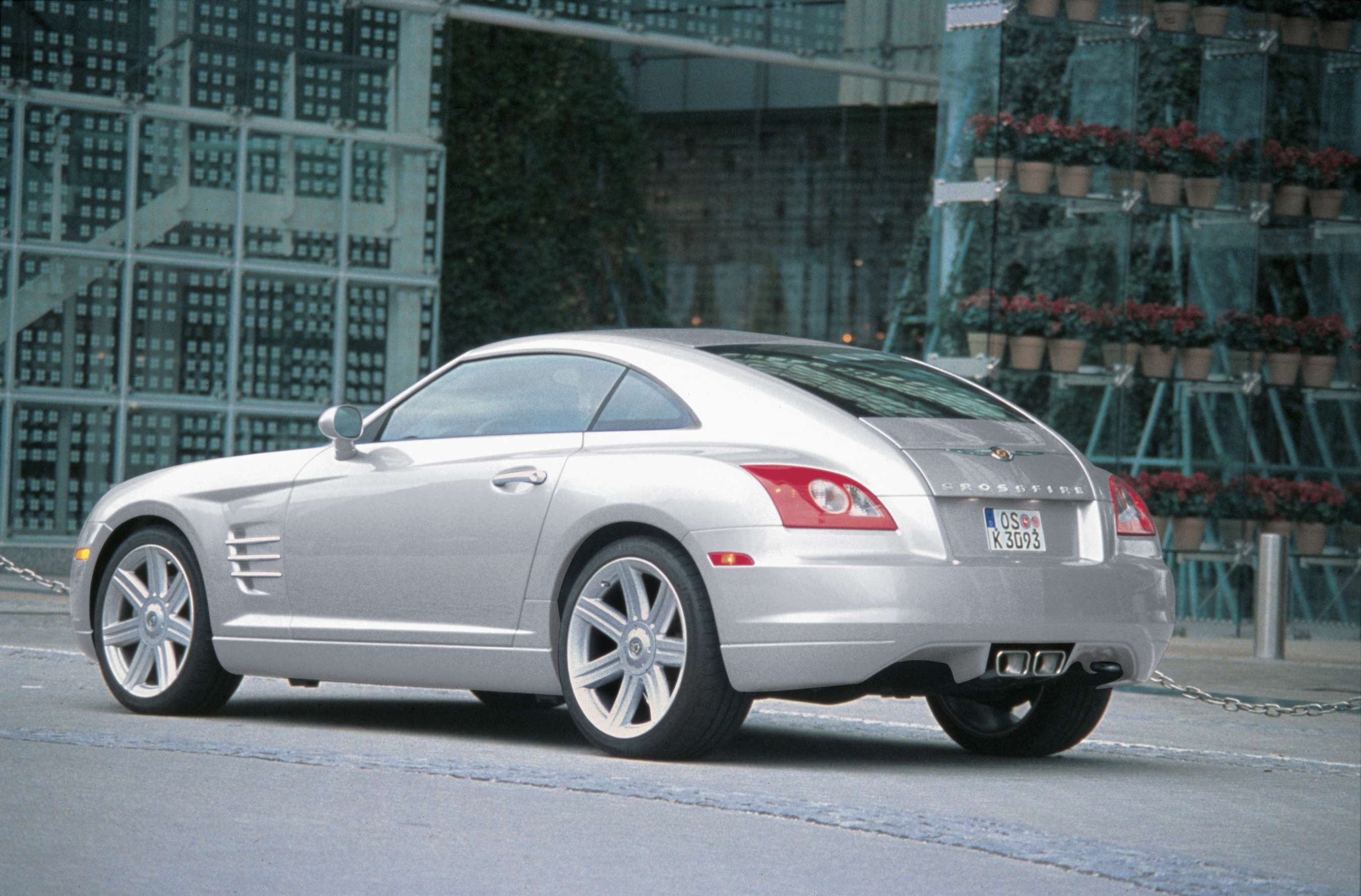 Chrysler Crossfire #7334947