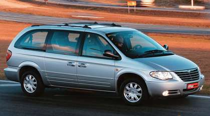 Chrysler Caravan #9895561