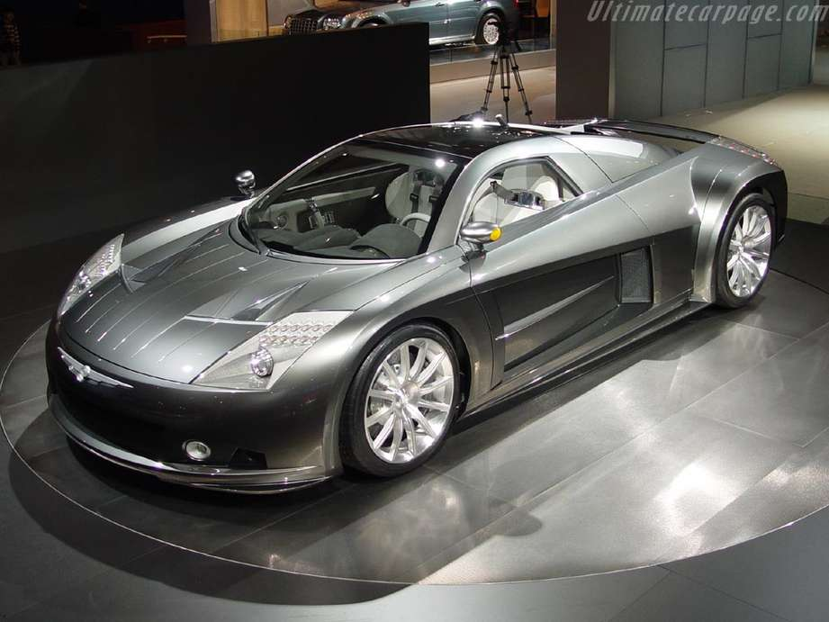 Chrysler ME Four-Twelve #8812322