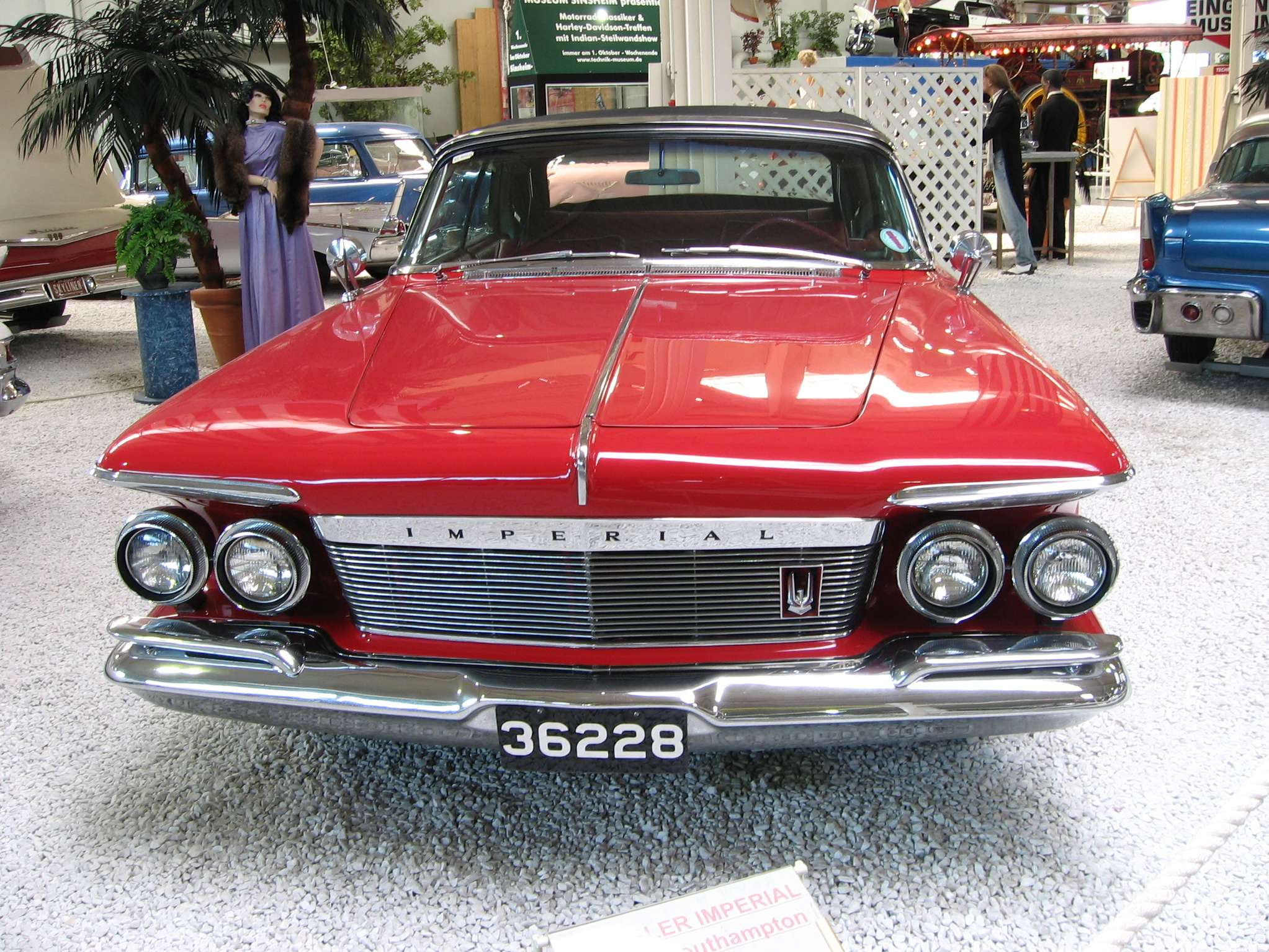 Chrysler Imperial #8908076