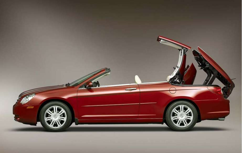 Chrysler Sebring Convertible #9342537