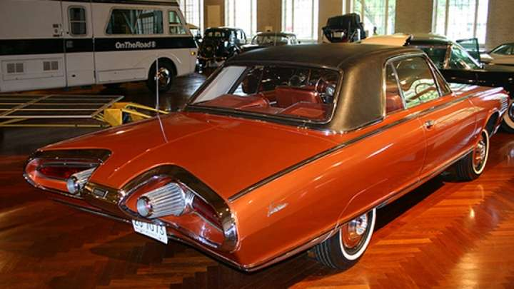 Chrysler Turbine #9286963