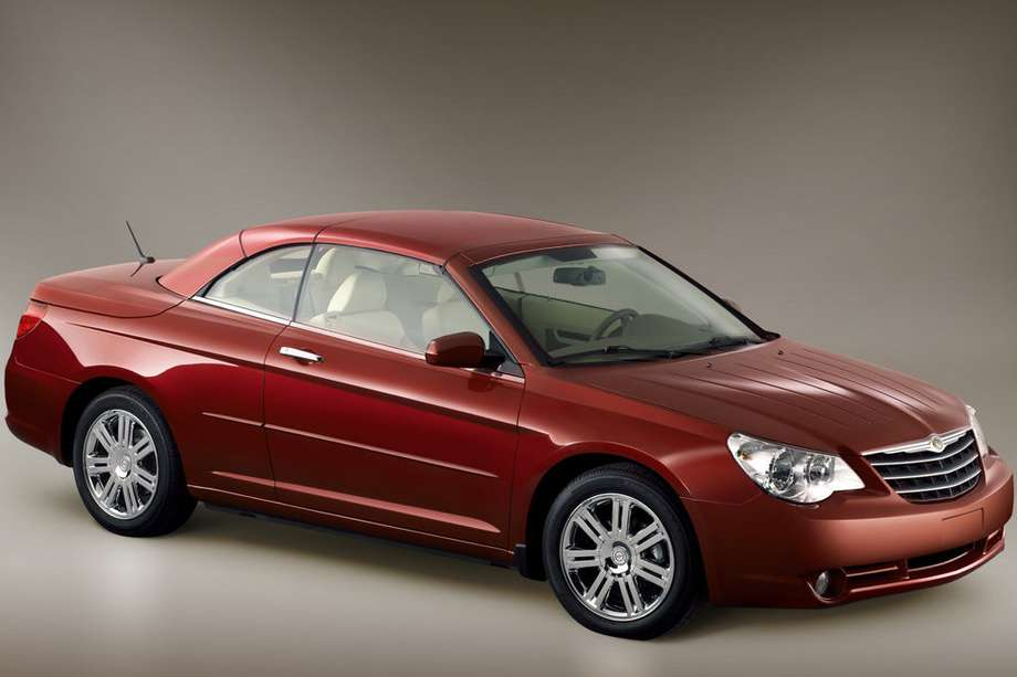 Chrysler Sebring #8653371