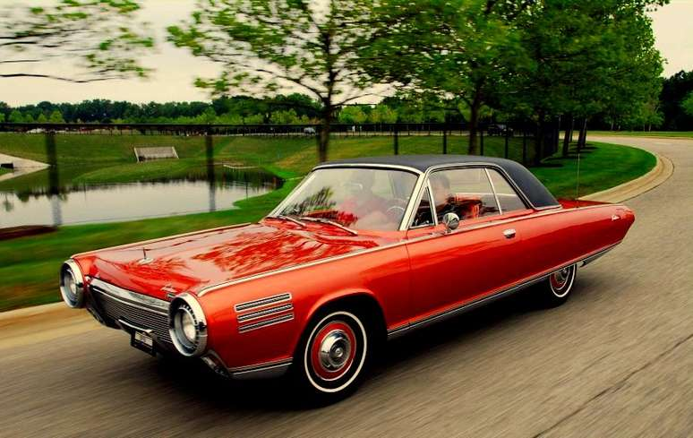 Chrysler Turbine #8509733