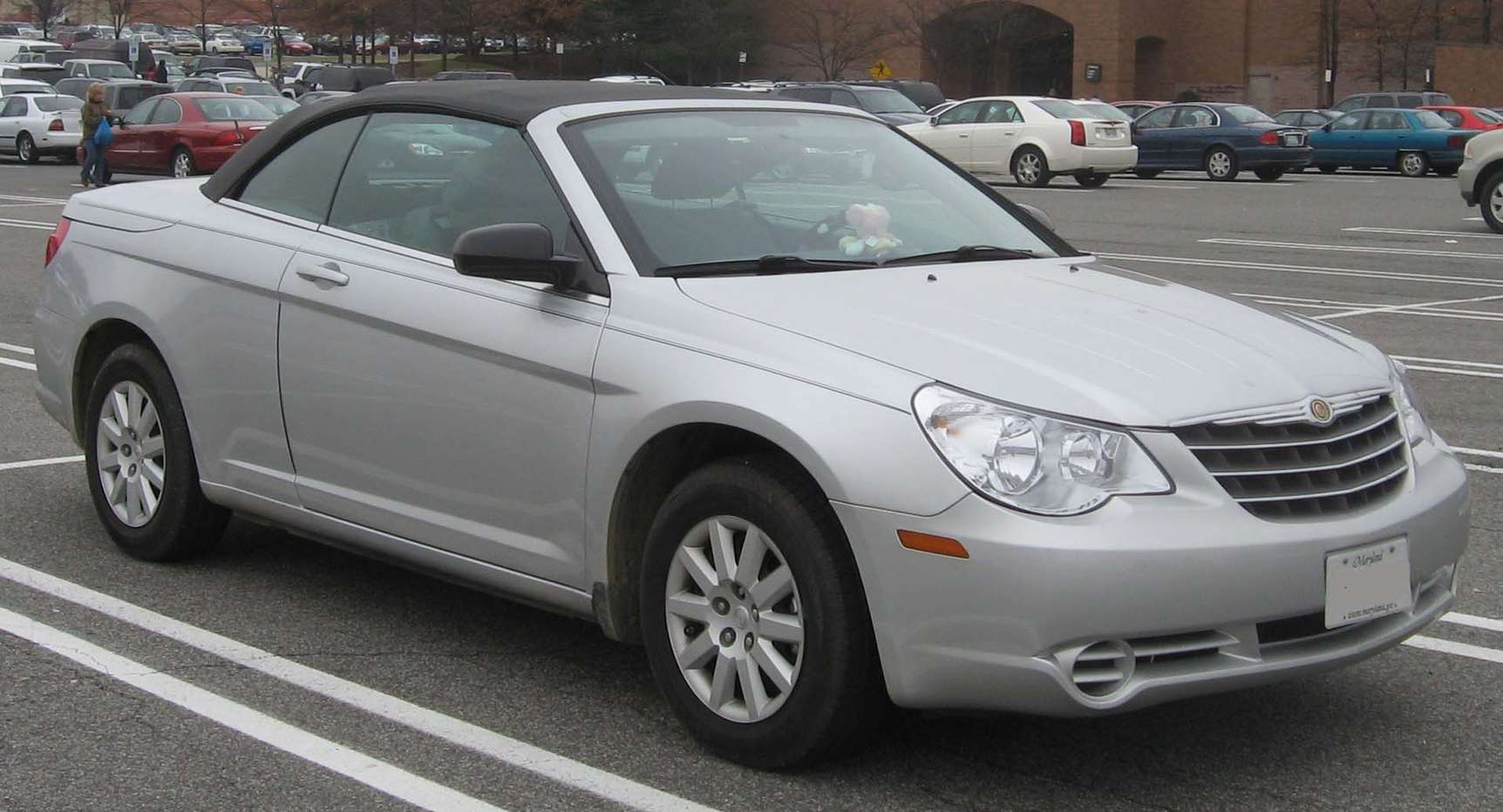 Chrysler Sebring Convertible #8748158
