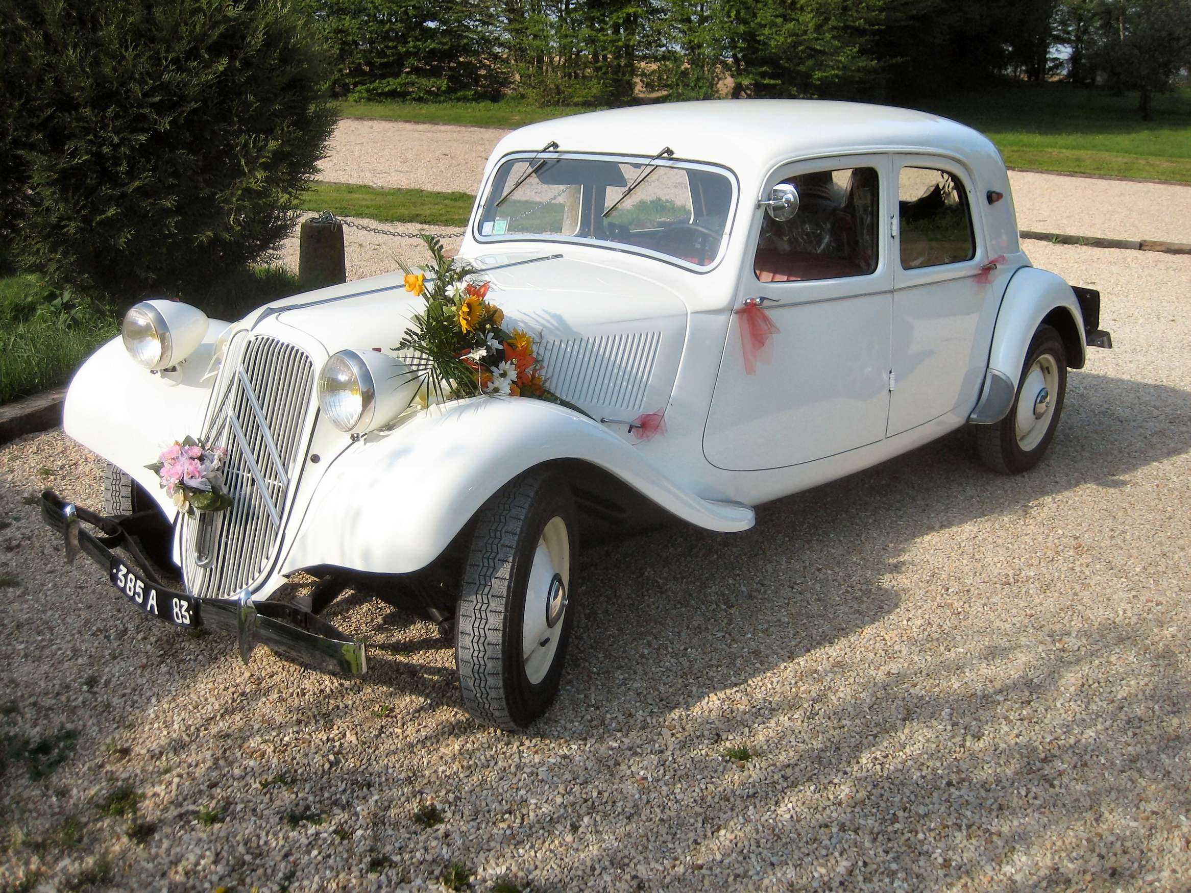 Citroen Traction Avant #9990592
