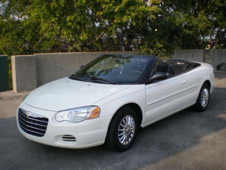 Chrysler Sebring #8582194