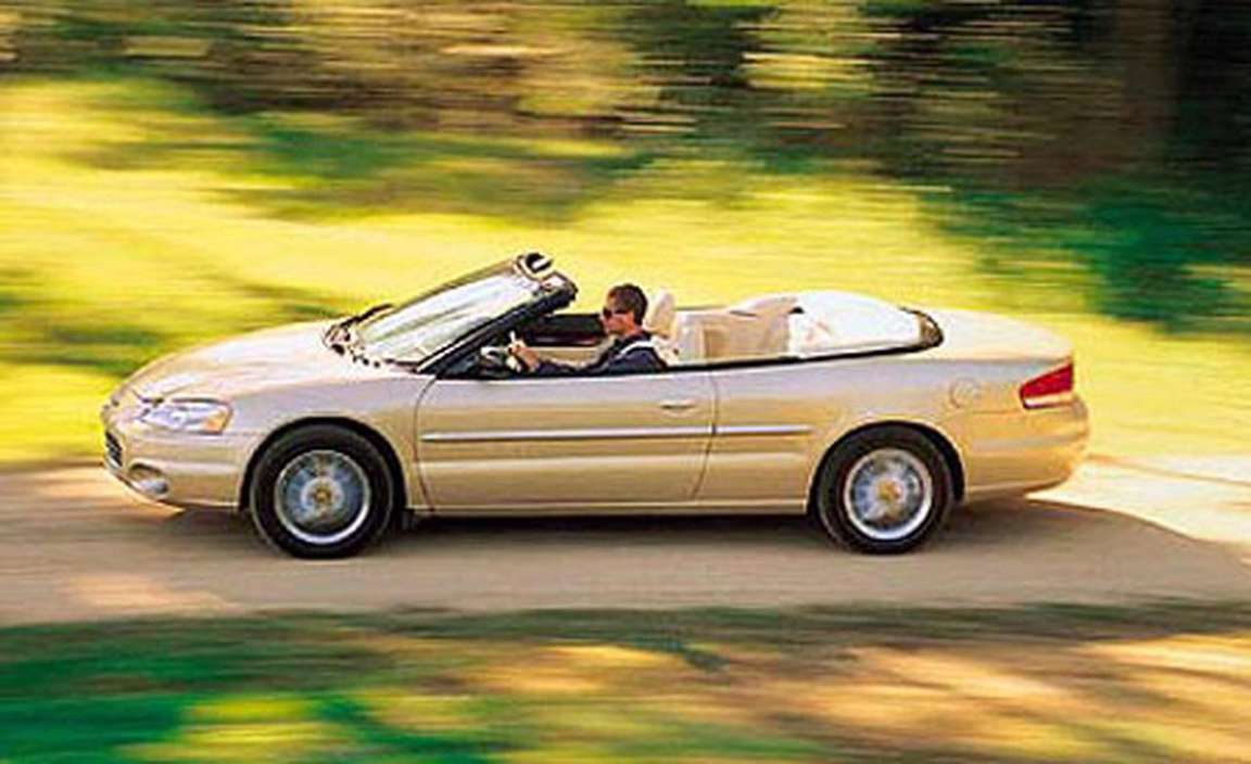 Chrysler Sebring Convertible #9779844