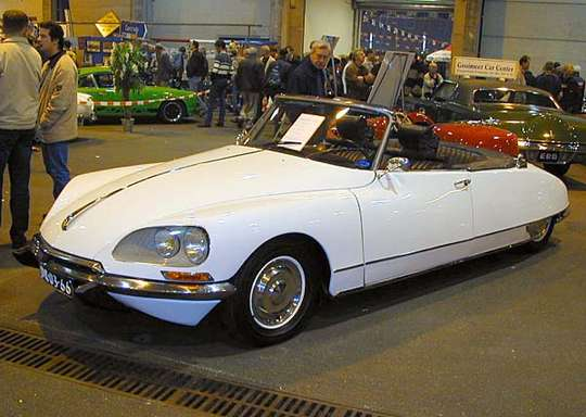 Citroen DS Pallas #7686424