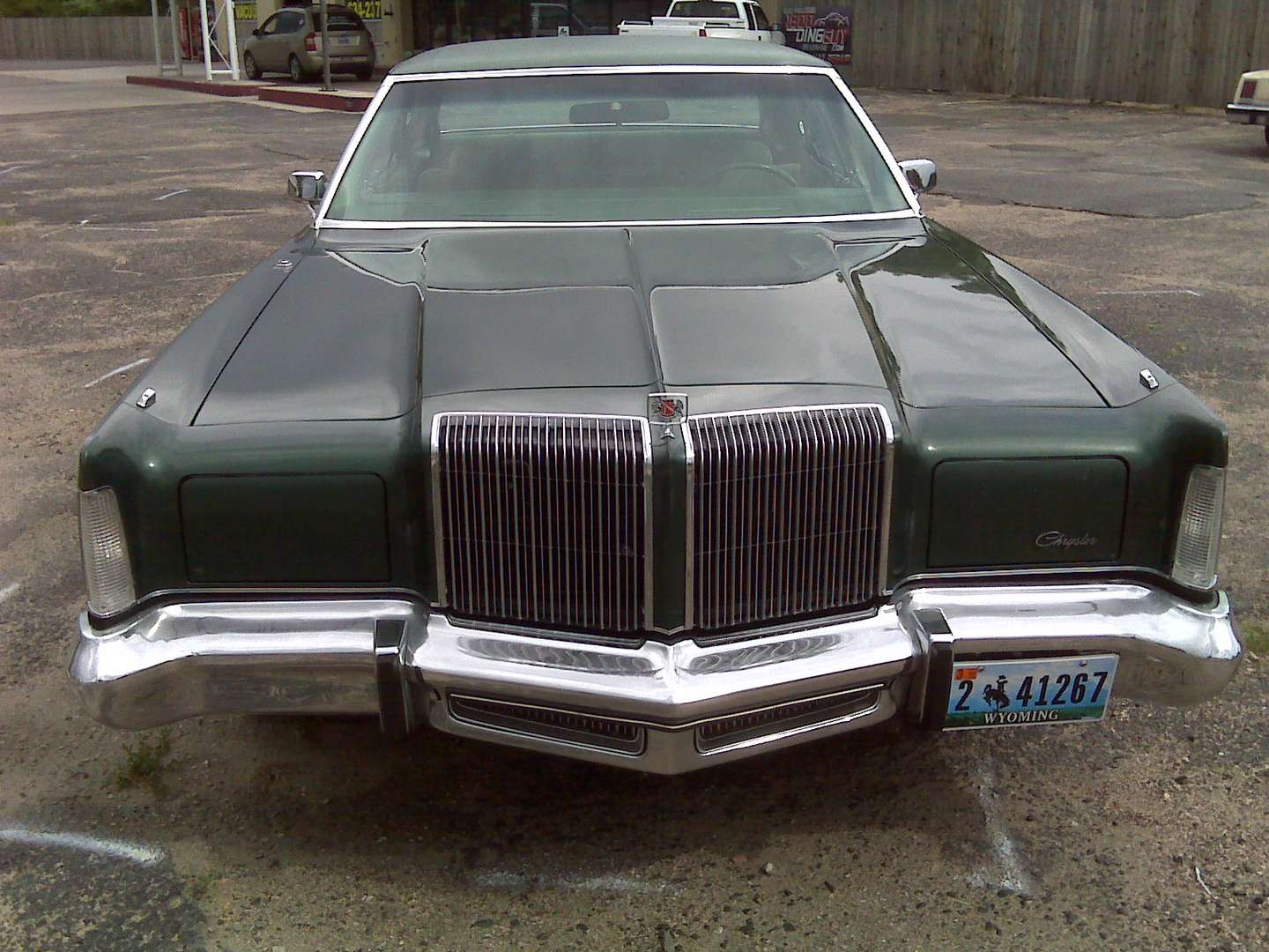 Chrysler New Yorker #9618923