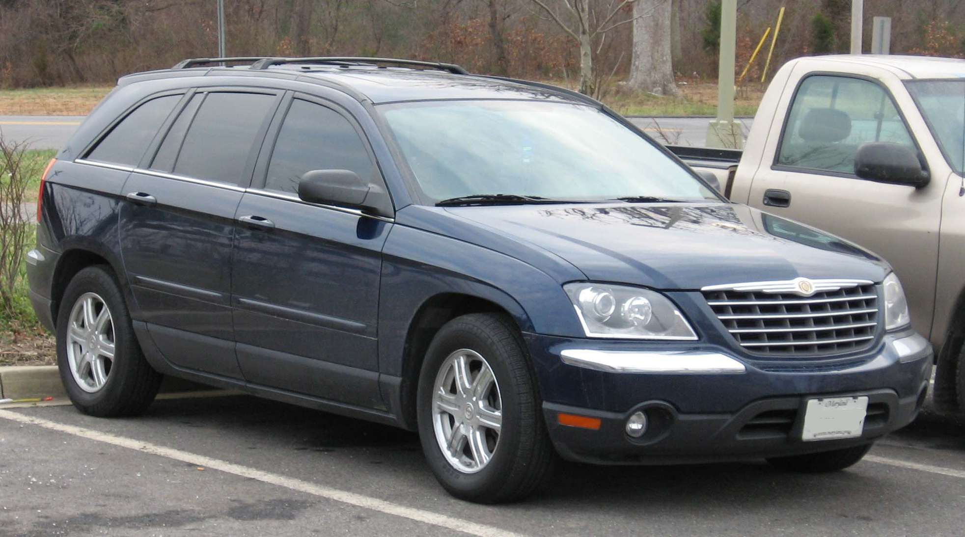 Chrysler Pacifica #8562943