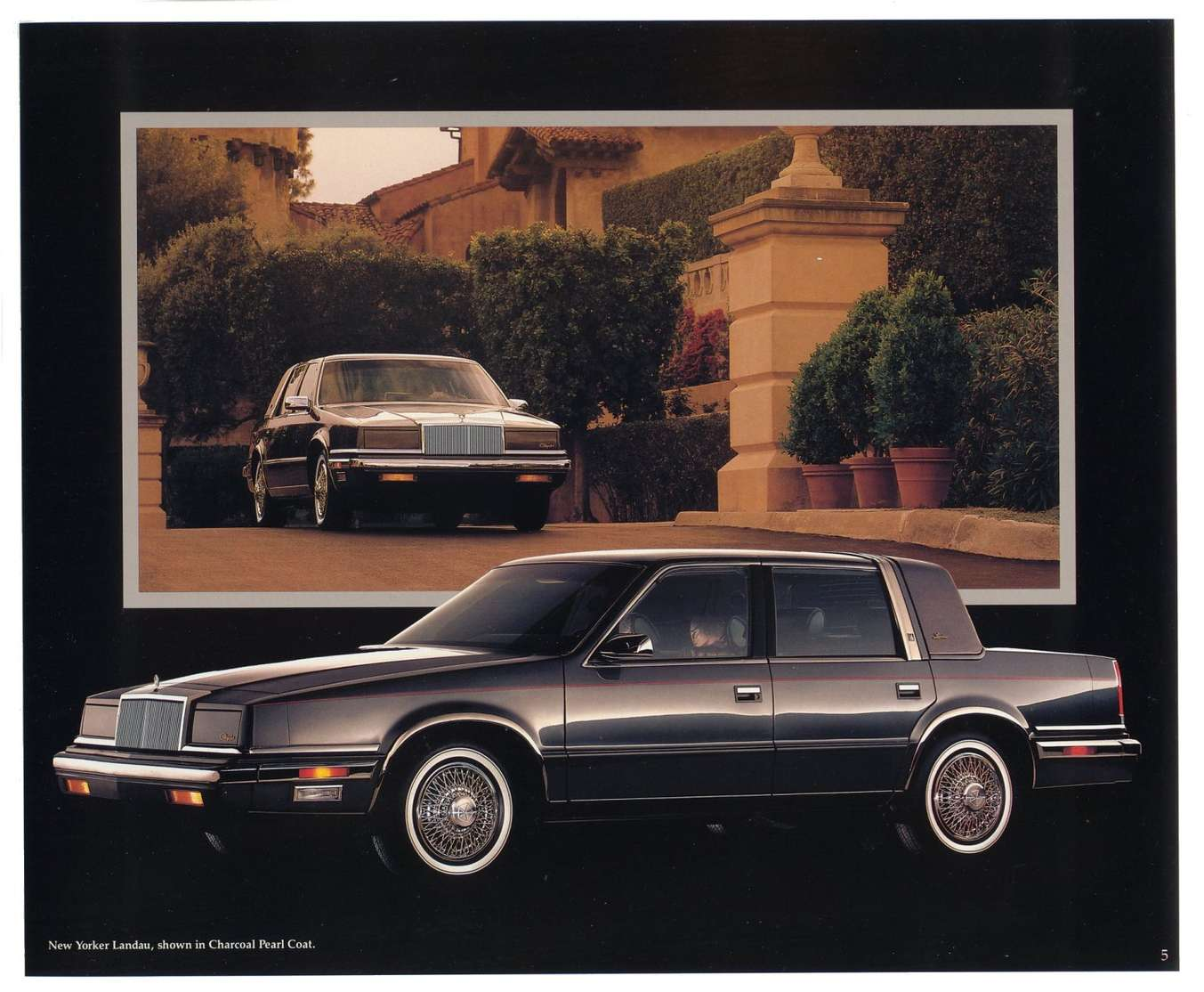 Chrysler New Yorker #7476297