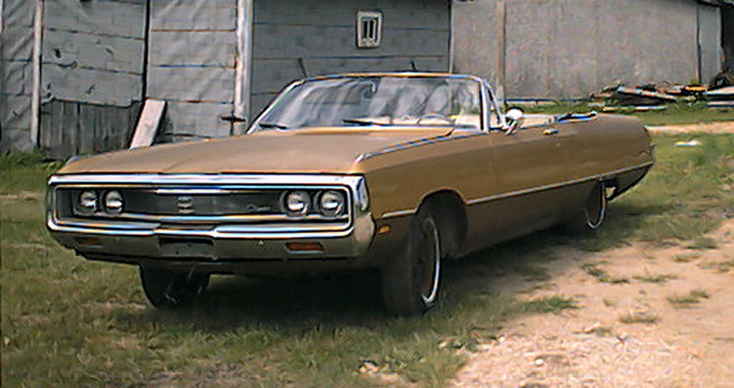Chrysler Newport #8921446
